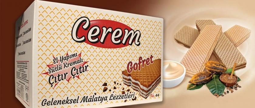Cerem Gofret